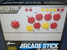 RETRO FREAK Official Dedicated Arcade Stick Joy USB Controller Game Pad JAPAN FS