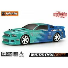 MICRO RS4 JUSTIN PAWLAK/FALKEN TIRE FORD MUSTANG 2 HPI RACING
