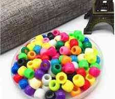 50 Glasperlen Würfel 6mm Grau Schmuckherstellung Perlenkette BEST V17