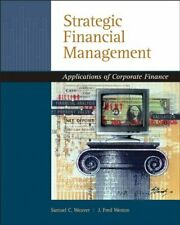 Strategic Financial Management  Application of Corporate Finance  wit