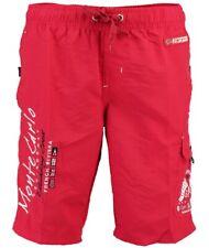 Geographical Norway Hombre Pantalones Cortos de Natación Bañadores Bermudas Qe-A