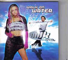 Milk Inc-Walk On Water cd single eurodance Belgium