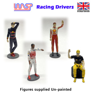 1/32 scale Figures - Racing drivers - WASP