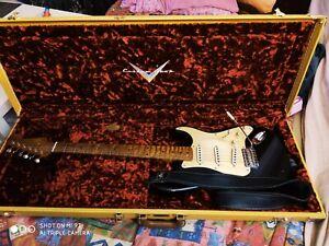 Fender stratocaster CUSTOM SHOP 56 ROSTED aged Ltd 30th master design 2019 Naam