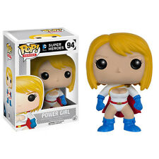 Funko DC Comics POP Power Girl Vinyl Figure NEW Toys Collectibles