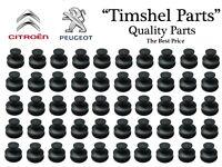 50x Clip Fixation Cache Moteur Peugeot 307 308 407 508 607 Citroen C4 C5 013793