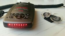 Beltronics GX998 Intl radar detector RU version younger brother Escort 9500ix