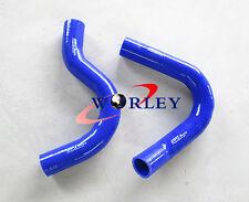 Silicone radiator hose for MITSUBISHI TRITON MJ 2.6 Carburettor Petrol 1991-1996