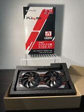 SAPPHIRE AMD Radeon RX 5700 XT 8GB GDDR6 Graphics Card (11293-01-20G)