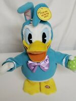 Disney/Hallmark Don't Pick Me Up By My Ears Donald Duck Animated Sound Motion