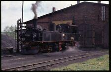 35mm slide+© DR Deutsche Reichsbahn 99 1584-4 Mügeln Germany 1991 original
