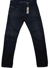DIESEL KRAYVER REGULAR SLIM CAROTA FIT Da Uomo Jeans Wash 0819d _ Stretch w32 l32