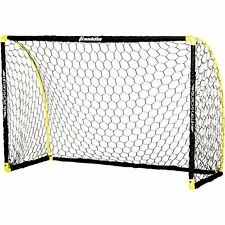 Portable Soccer Goal Durable PVC Folding All Weather Compact