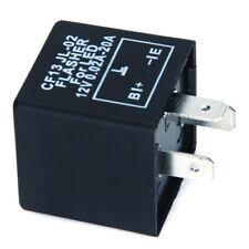 12V 3-Pin Car Flasher Relay Fix LED Light Turn Signal  Flash CF13 JL-02