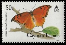 "CAYMAN ISLANDS 592 (SG665) - Anaea troglodyta"" Butterfly (pf8671)"