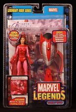 "2005 TOY BIZ MARVEL LEGENDS SERIES 11 SCARLET WITCH 6"" ACTION FIGURE MOC"