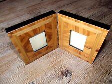 Photo frame office(desk)  marquetry Lancel