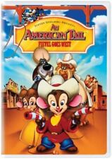 An American Tail: Fievel Goes West [New DVD] Full Frame, Subtitled, Ac-3/Dolby