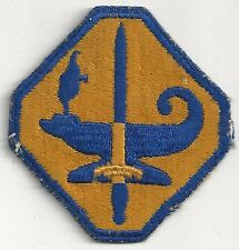 WWII Era Specialized Training Program Uniform Patch