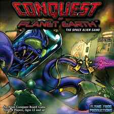 Conquest of Planet Earth: The Space Alien Game, NEW