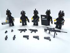 (no.5-27) custom swat police navy seal  lego gun army weapons LEGO minifigures