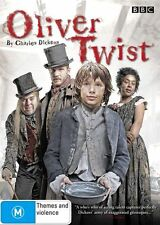 BBC - Oliver Twist  By Charles dickens - DVD  - Region 4 - NEW