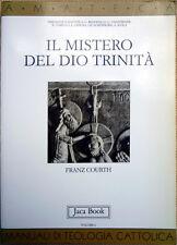 Franz Courth, Il mistero del Dio Trinità, Ed. Jaca Book, 1993