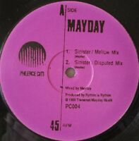 "MAYDAY - Sinister - MELLOW MIX ~ 12"" Single"