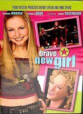 Brave New Girl NEW! DVD,FREE SHIP! MOTHER'S GIFT,BRITNEY SPEARS, VIRGINIA MADSEN