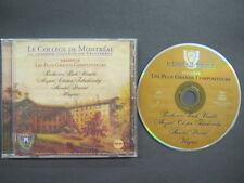 CD:Le College de Montreal: Les Plus Grands Compositeurs MADACY 1998 Canada