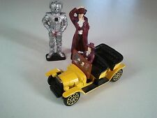 Corgi Doctor Who BESSIE Car DIECAST METAL + 2 Figures (Dr Who TY96101 BBC)