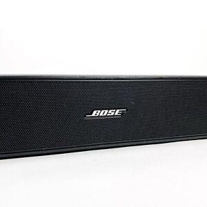 Bose Solo 5 Model 418775 Bluetooth TV Sound System Soundbar Only