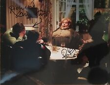 Pam Ferris Richard Griffiths Signed 10x8 Photo - Harry Potter