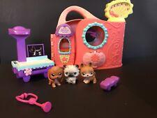 Authentic Littlest Pet Shop Dog 16 Persian 60 Sheperd 112 Get Better Center