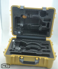NEW TOPCON ORIGINAL YELLOW HARD CARRYING CASE FOR GTS-3002/332 102 TOTAL STATION