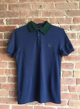 Raf Simons X Fred Perry Mens Polo Shirt Blue Size 36 (XS, Slim) Portugal