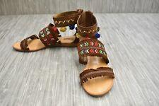 **Carlos by Carlos Santana Tangier Sandals - Women's Size 8M, Brown