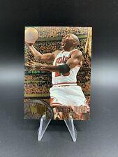 1995-96 Fleer Metal - Michael Jordan #13 - Chicago Bulls HOF