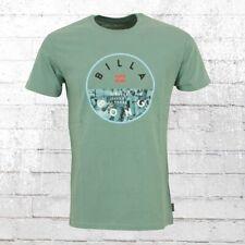 Billabong rotorfill hombres t-shirt verde