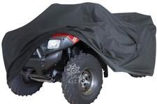 XL Black Waterproof ATV Quad Bike Cover Fit Yamaha Banshee Bear Tracker Bruin
