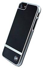 BMW PC Plate Hard Case Aluminum Stripe for iPhone7 Plus BK