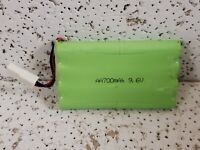 2pcs Ni-Cd AA Battery 9.6V 700mAh Pack Rechargeable For RC Car Toys