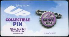 Ellie Badge Grape Soda Safety Pin - Up DVD Blu Ray Release - Disney Pin 74263