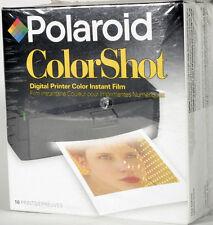 POLAROID COLORSHOT PRINTER FILM NEW IN BOX 2 PACKS EXPIRED 12/99