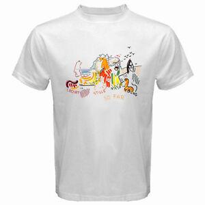 Crosby, Stills,Nash&Young *So Far Men's White T-Shirt Size S-3XL
