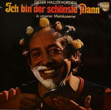 """Dieter Hallervorden - are more beautiful man 12"""" LP (U 18)"""