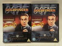Goldfinger James Bond 007 (Ultimate Edition 2 Disc) PAL w/ slipcover