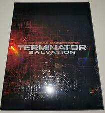 TERMINATOR SALVATION KIMCHIDVD Full slip inkl. Booklet