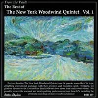 Best of New York Woodwind Quintet Vol. 1 CD (2002)