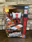 NEW Transformers Kingdom Deluxe Class Red Alert Exclusive MISB WFC War Cybertron